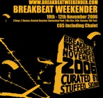 The First Ever Breakbeat Weekend Event